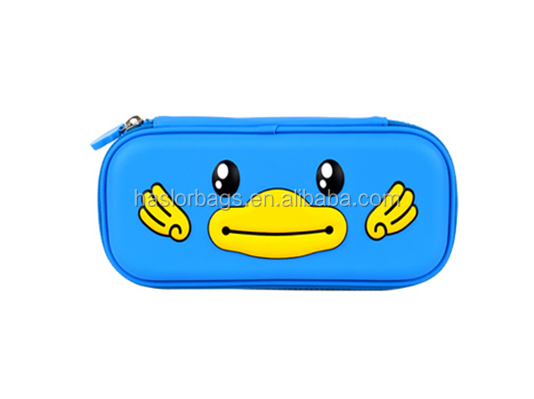 Wholesale Fancy Custom Printed Large Pencil Case