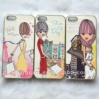 For 5G case. Hard cute skin case