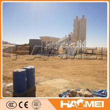 YHZS50/60 Mobile Concrete Batching Plant On Sale