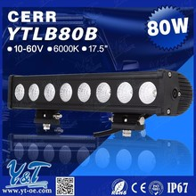 Y&T YTLB80B brand-new item big discount! Best value! led light bar