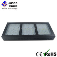 2015 hot sale 864W high efficiency grow led light greenhouse mass planting used grow light led for lettuce grow
