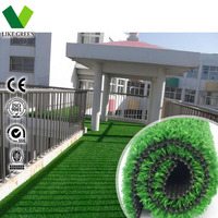 Decorative Indoor Grass For Coffee Shop Office