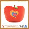 plush toy apple, stuffed apple toy cushion