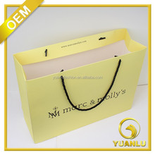 new style packing shopping gift bag