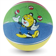High quality rubber basketball / promotional rubber toys
