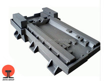 Gray/Ductile Iron Sand Casting Factory and Casting Foundry Lathe Bed Casting Vendor