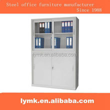 4 sliding door file cabinet glass sliding door file storage office furniture
