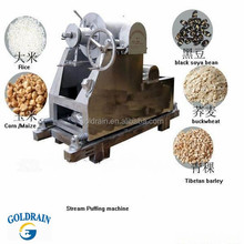 Hot selling automatic puff snack food making machine