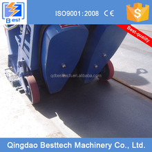 Low price highway, road and ground shot blasting machine