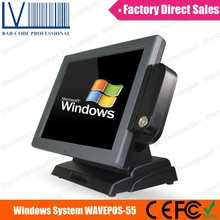 15 inch Touch Screen Intel POS System, Affordable Windows Electronic Payment Device for Your Business