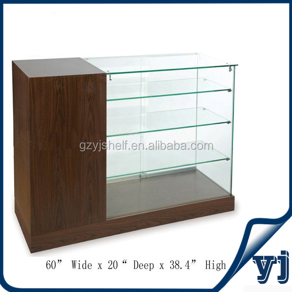 mode verre affichage vitrine avec tiroir led vitrine 233 tag 232 re en verre lumi 232 re mdf bijoux