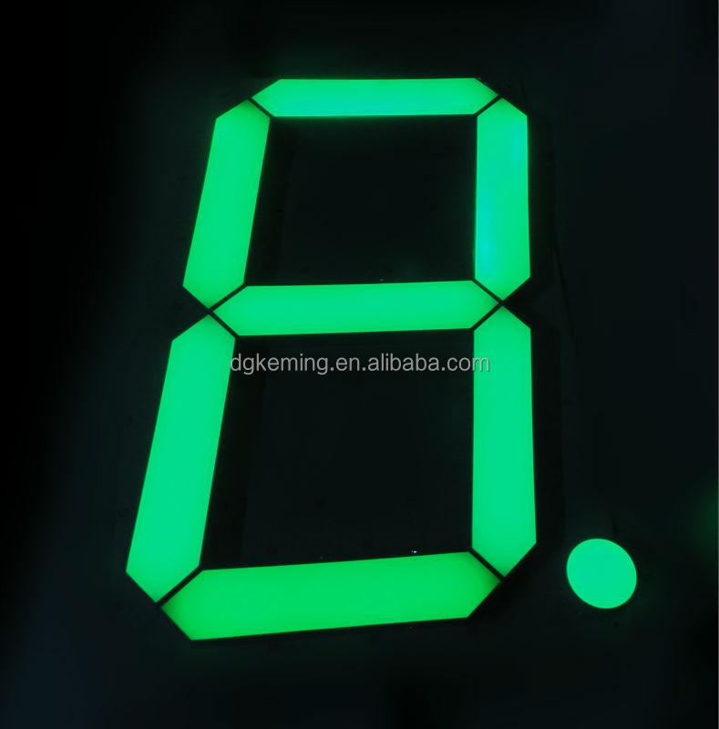 Ali Escrow 12 inch 7 segment led display for gas / petrol station