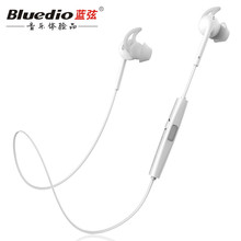 Bluedio S3 Bluetooth V4.0 Wireless Bluetooth Hands Free Earphone Sports Headset with Mic for Smartphone Tablet PC ( for Both In-
