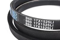 Rubber REL Belt Black Belt 17*1525Li