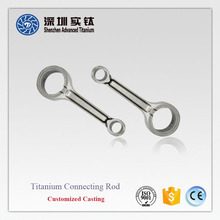 Titanium car engine/ air compressor/ motorcycle connecting rod, bearing, heater