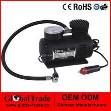 New 12V DC Bike Pump Car Tyre Inflator Air Compressor A0106