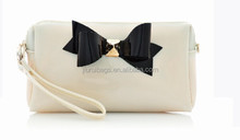 Beautiful Women's Bowknot Purse with Handle