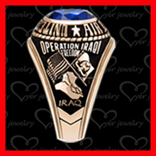 air force military ring mens jewelry