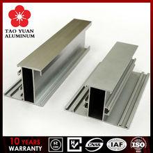 Accept OEM lightweight 6063 6061 aluminum extrusion window frame