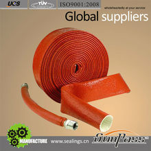Silicone Coating Glass Fabric Sleeves