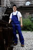 2015 custom hard wearing blue workwear