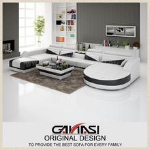 Muebles de estilo europeo, muebles de sala de estar, diseño de muebles modernos