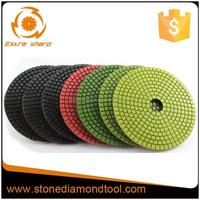 7 Step 7 Pneumatic Angle Grinder Polishing Pads