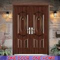 porta de aço galvanizado( yf- p61)