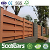 2015 fashionable ECO Friendly UV-protected with recycle new materials Waterproof Fencing with new design