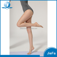 Women's sheer 20D Silky dancing nature skin color tights transparent thin pantyhose