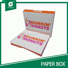 CUSTOMIZED CHEAP DONUTS PAPER BOXES