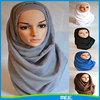 wholesale viscose plain grey hijab
