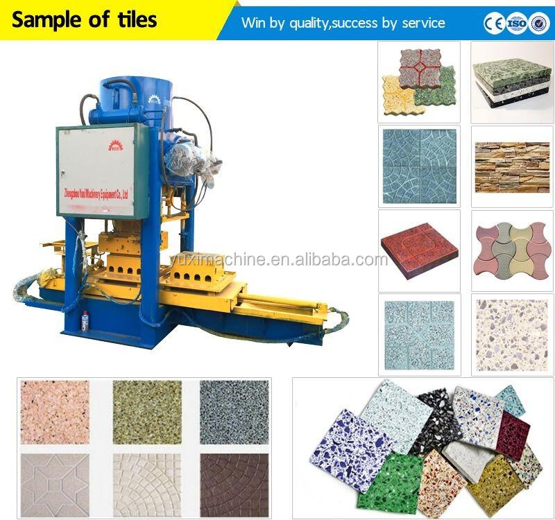 Ceramic tile machine