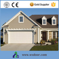 Stable Elegant Galvanized Steel Electric Customized Remote Control Garage Door
