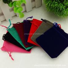 7*9cm Wholesale Velvet MP3/MP4/Wedding Pouch Gift Bags
