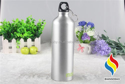 BPA Free 750m Aluminum Drink Hot Water Bottle
