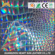 PVC Leather Crocodile skin for Bag and Furniture ,crocodile leather egypt,crocodile skin