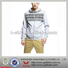 2013 full zip long fleece hoodie