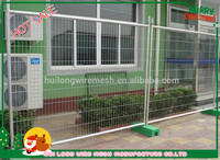 High Quality outdoor temporary fence/temporary fence stands concrete