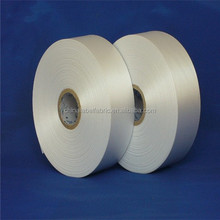 Slitting Edge Polyester Satin Ribbon for Care Label