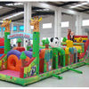 Top level professional inflatable obstacle course jumper