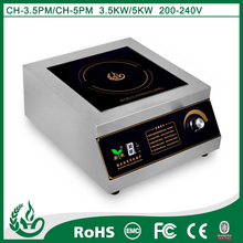 Induction hot plate electric cooking