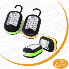 Goldmore 2 LED promotional gift / 24+3 LED work light /LED electric torch