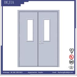 China popular fire rated metal beaded door curtain