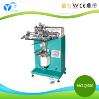 YT-Q400 Pen/Mug/Cup/Glass/perfume Bottle Screen Printing Machine