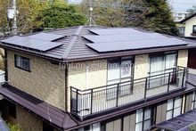 high quality 1kw pv solar panels for home use