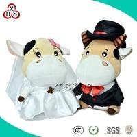 Plush toy wedding decoration, Cute party decoration, Custom wedding accessory
