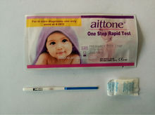 One Step High Sensitive HCG Pregnancy Test kit Tests strip