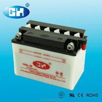Mini Storage Motor Bike Battery 12V 4Ah, Motorcycle Spare Parts