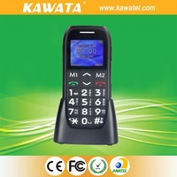 Portable fancy telephones for the elderly with sim card
